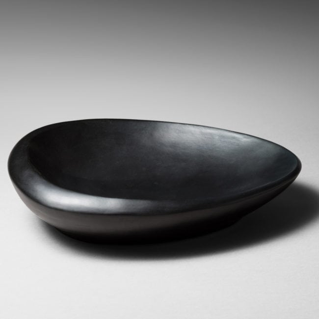 Large free-shaped bowl