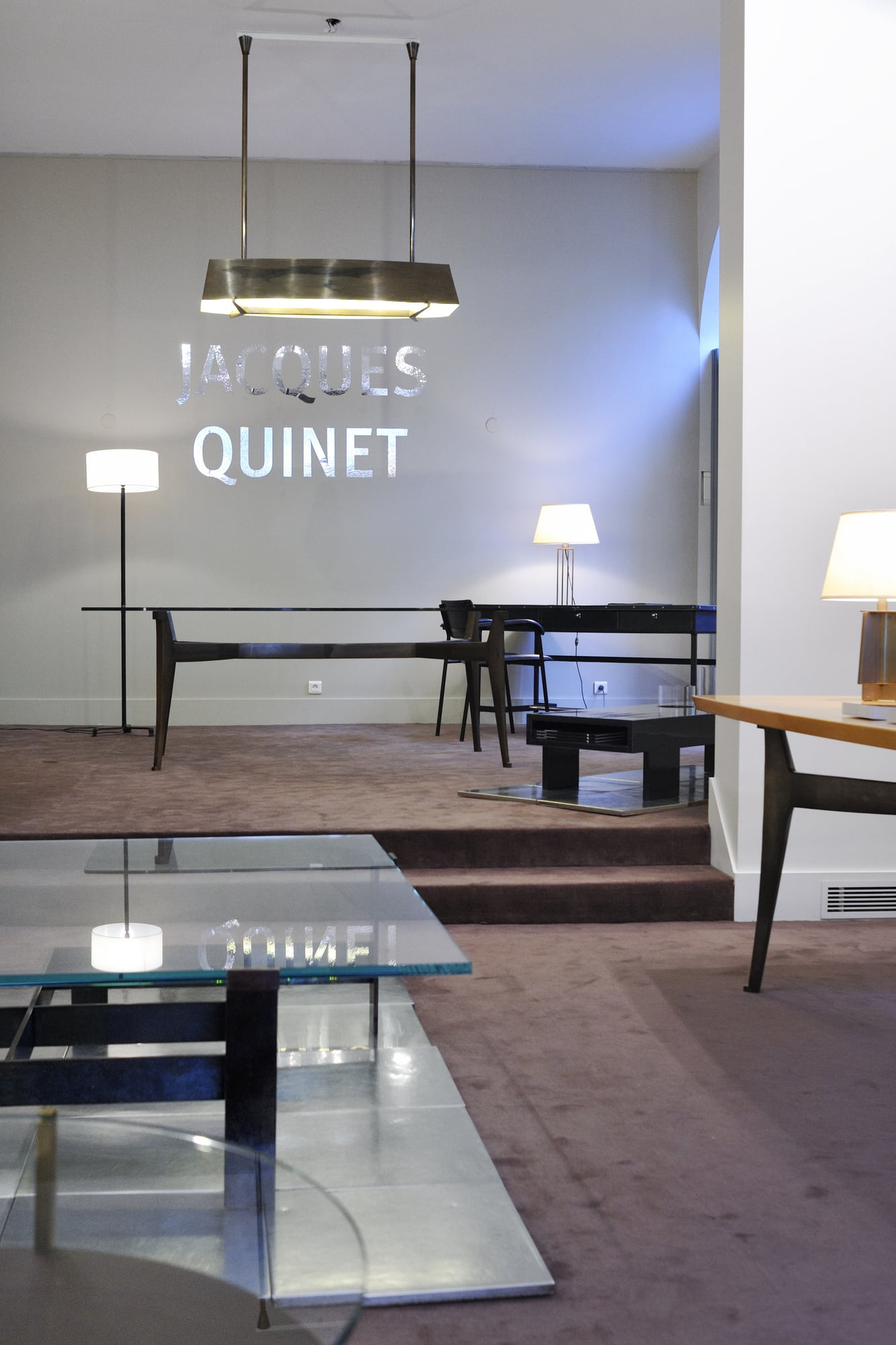 JACQUES QUINET, Galerie Chastel-Maréchal, from september 9th to octobre 18th, 2008