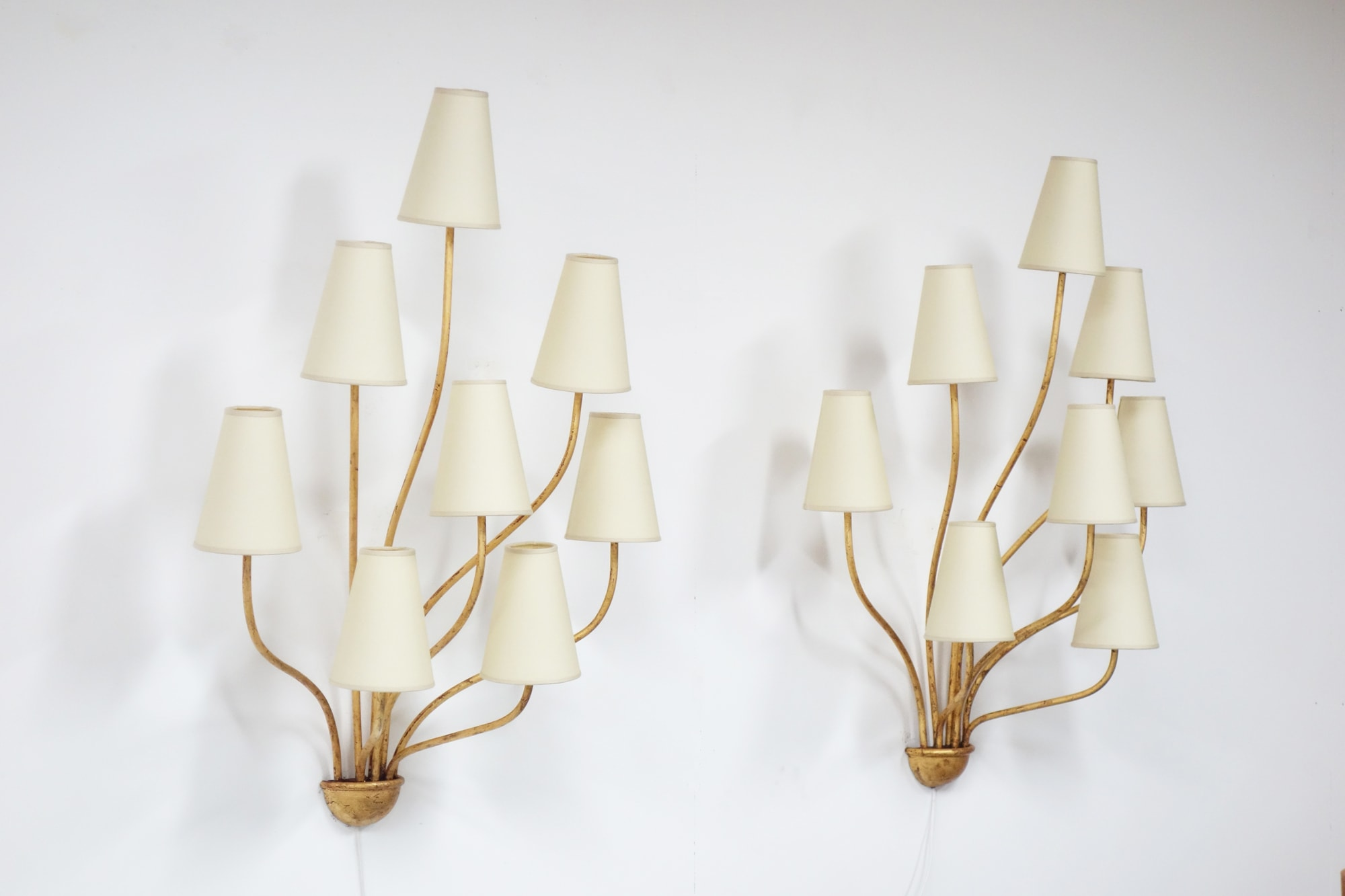 Pair of 'Persane' wall-lights, vue 02