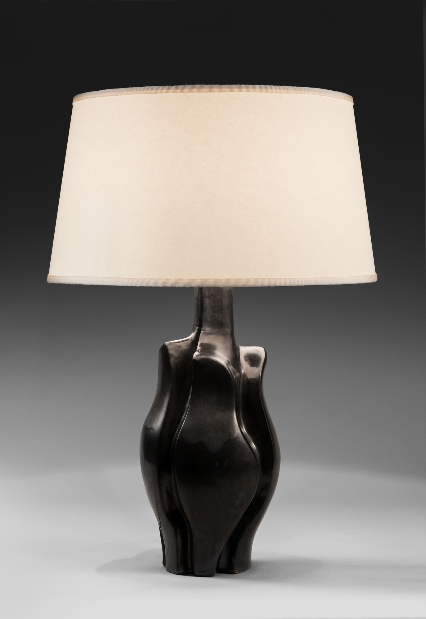 Black lamp, vue 01