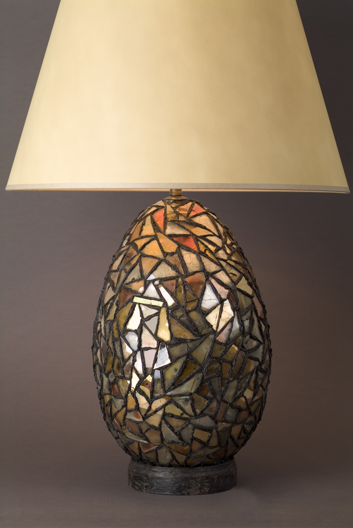 Lampe «Oeuf», vue 01
