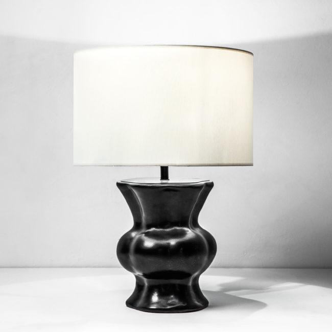 Georges Jouve, Lamp (sold)
