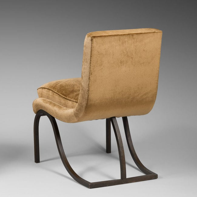 Eugène Printz,  Pair of living-room chairs (sold)