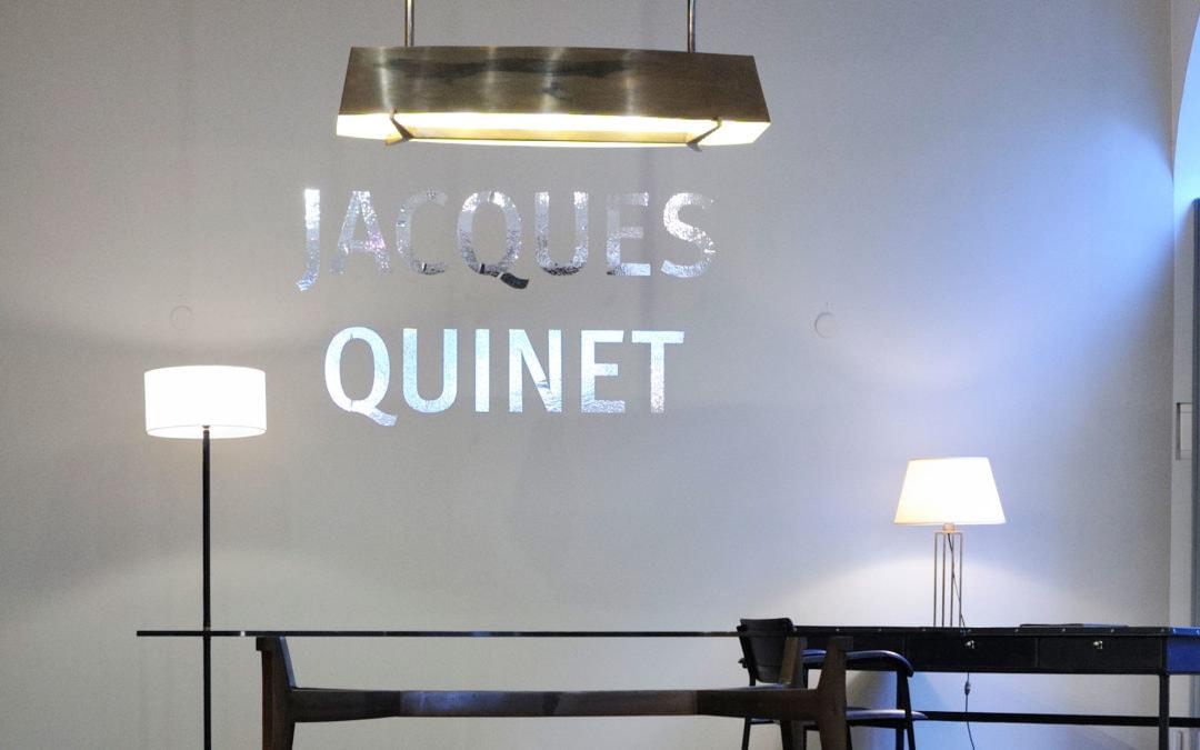JACQUES QUINET, Galerie Chastel-Maréchal, du 9 septembre au 18 octobre 2008