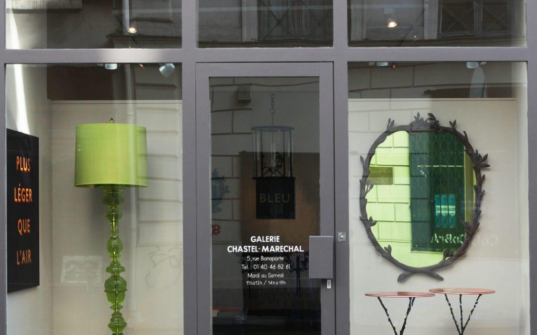 «Plus Léger que l'Air», MARIANNA KENNEDY, Galerie Chastel-Maréchal, du 21 octobre au 19 novembre 2011