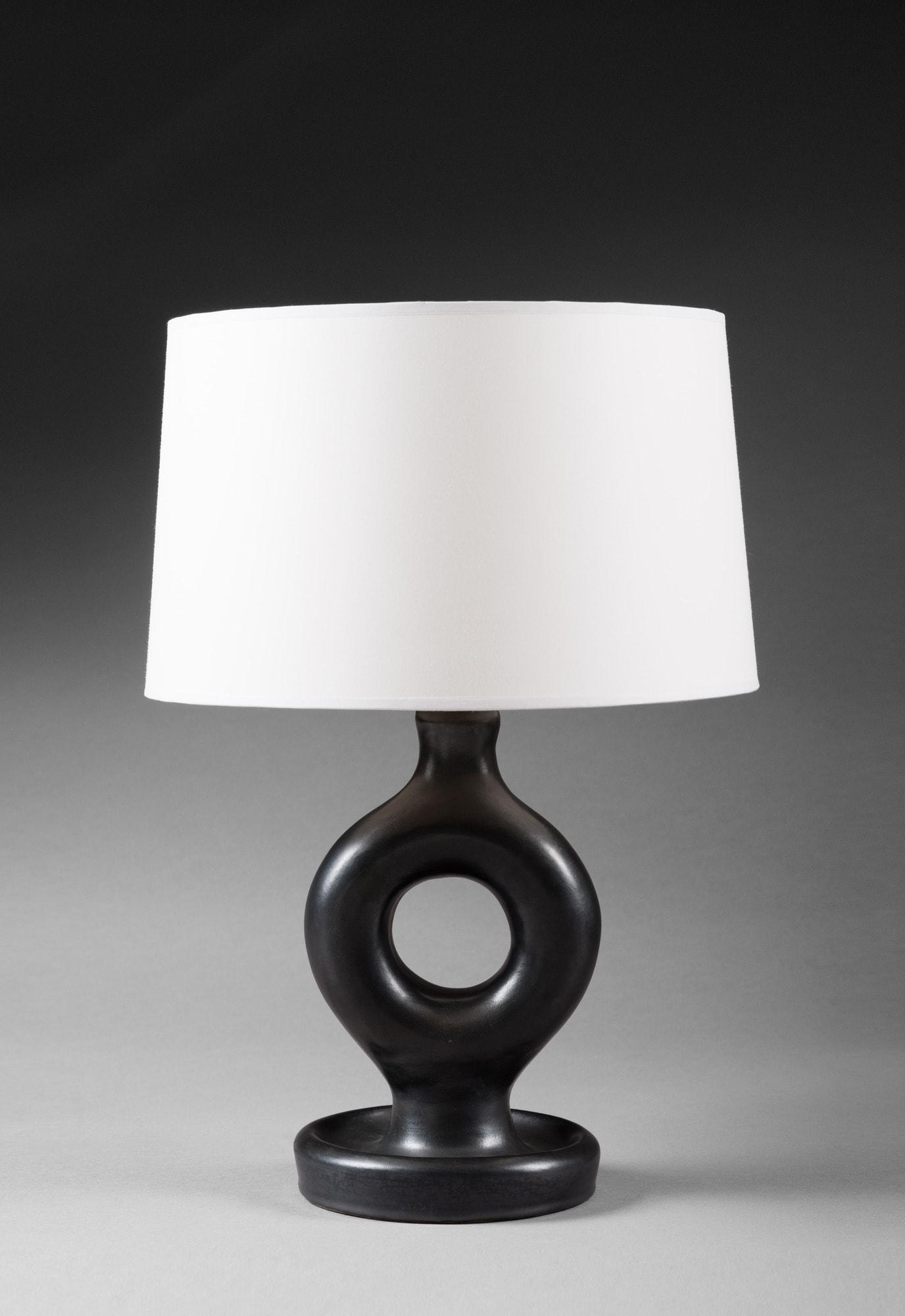 """Lampe """"Anneau"""", vue 01"""