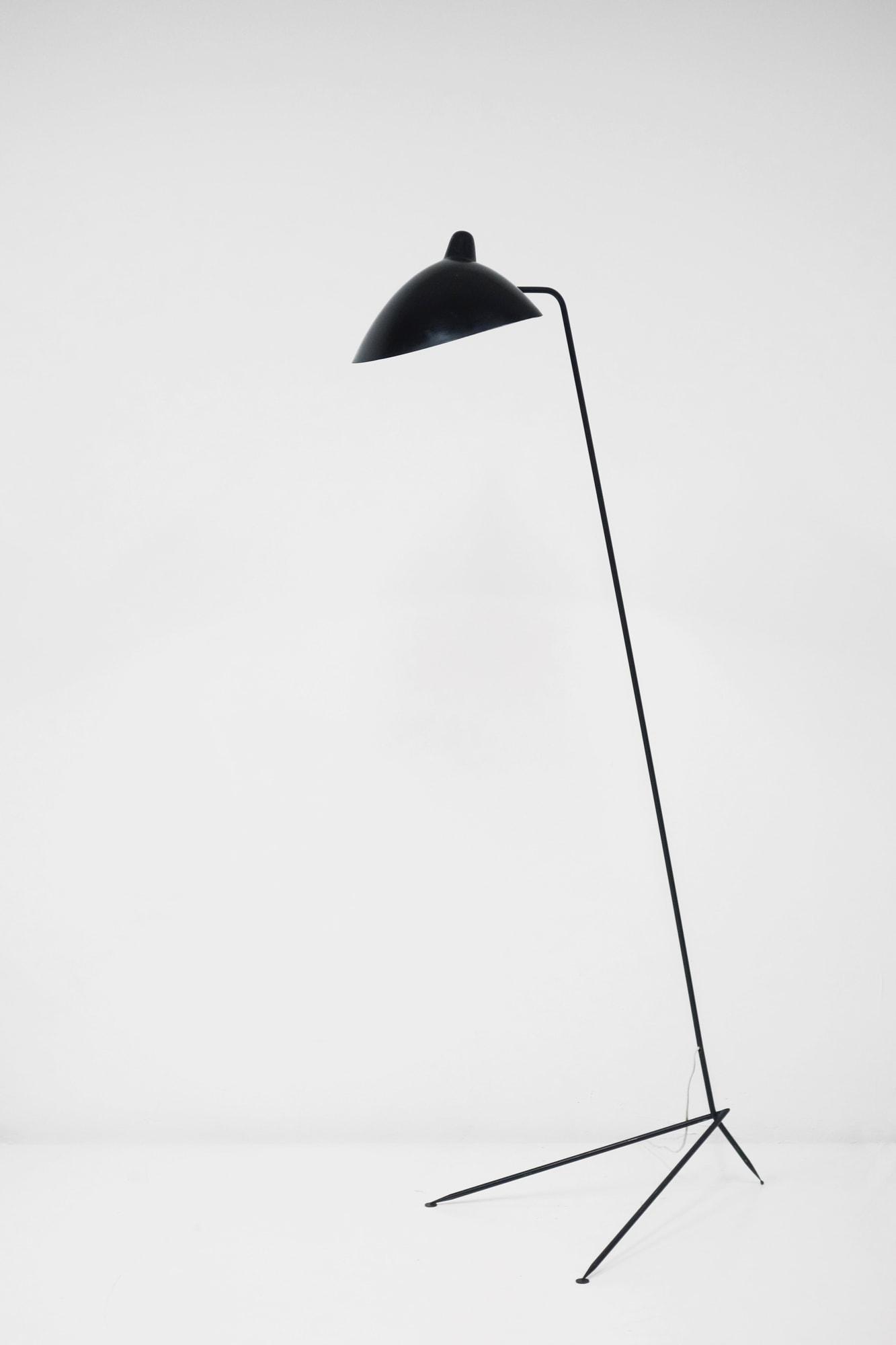 Lampadaire, vue 01