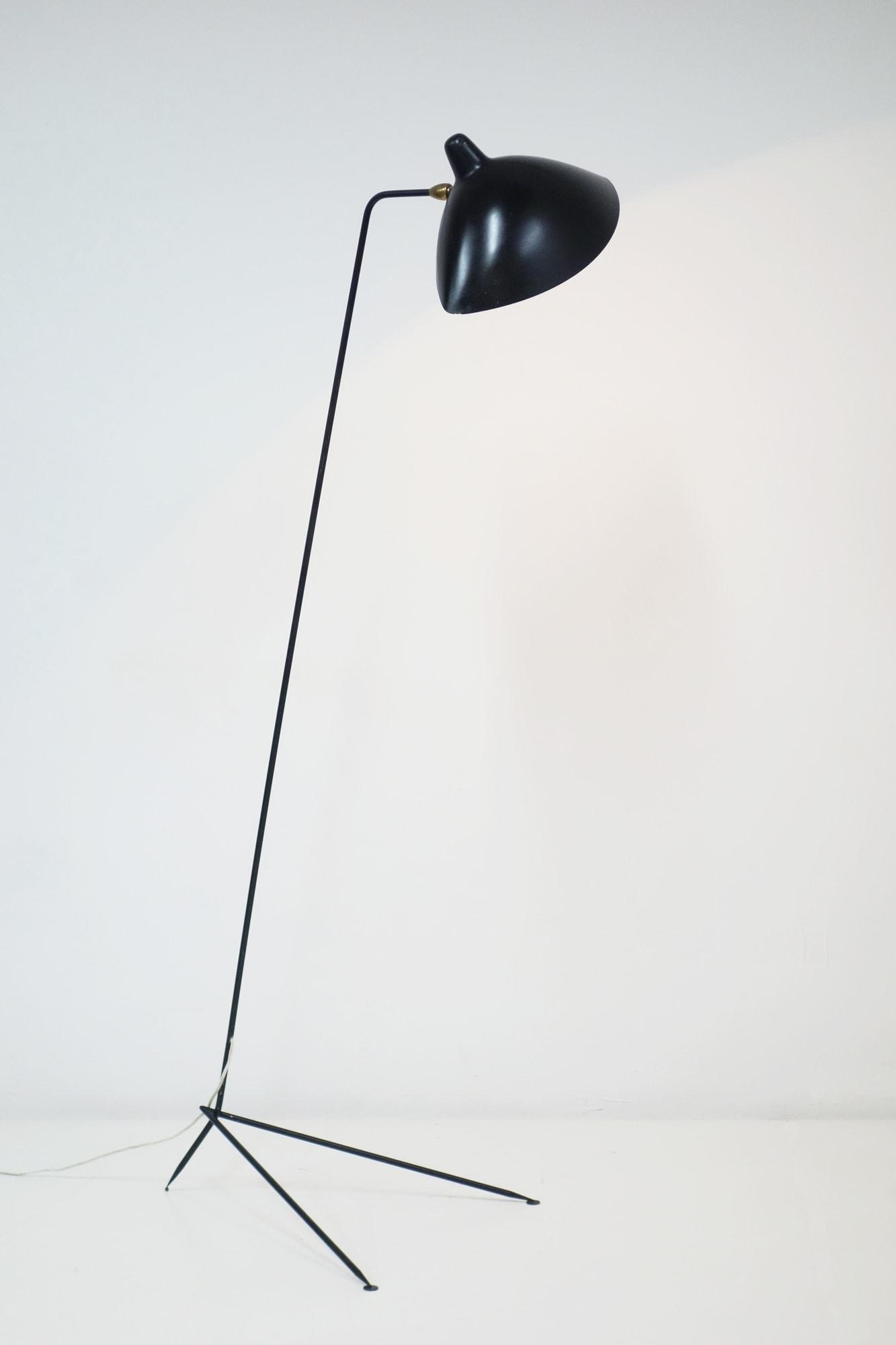 Floor lamp, vue 02
