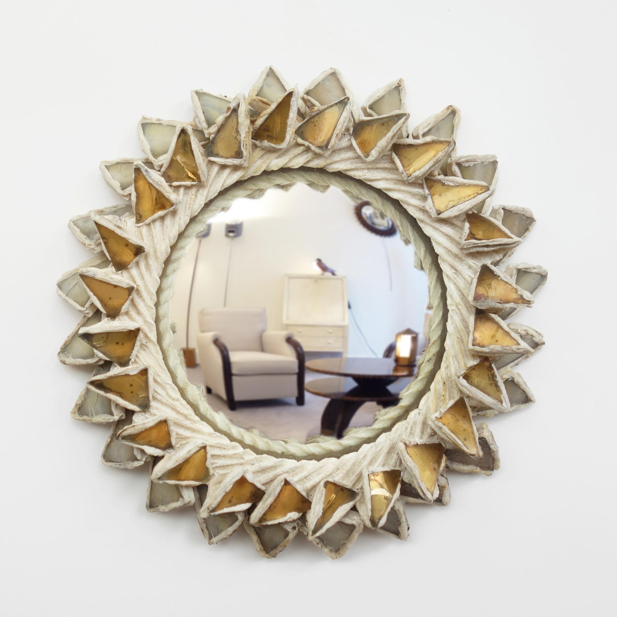 Miroir « Cactus », vue 01