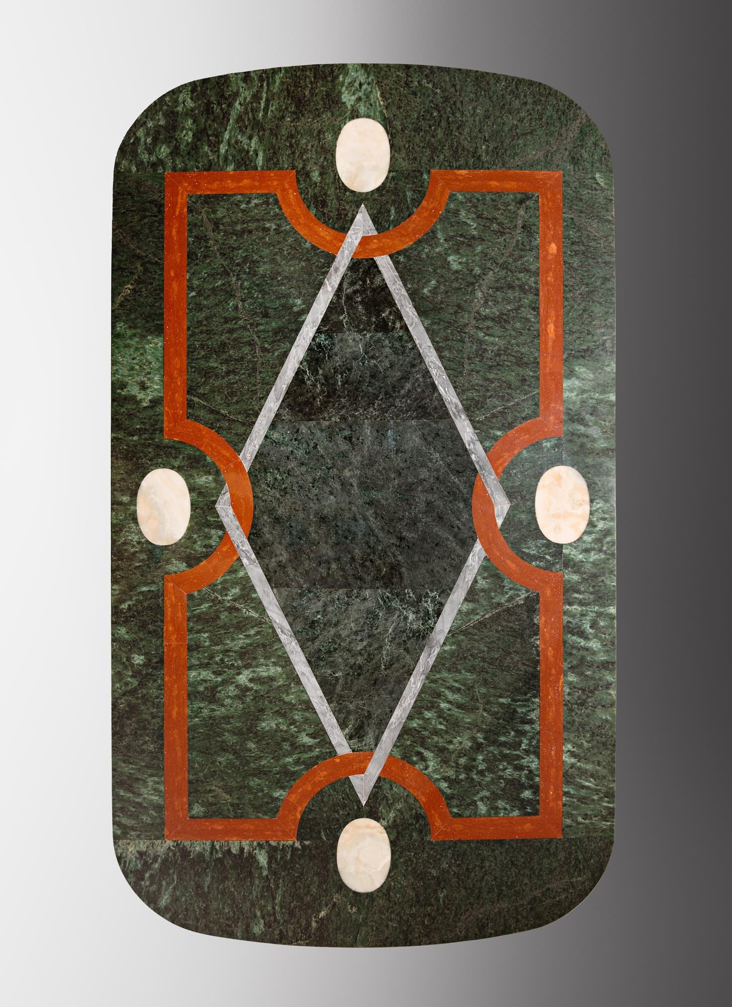 Rare et importante table, vue 03