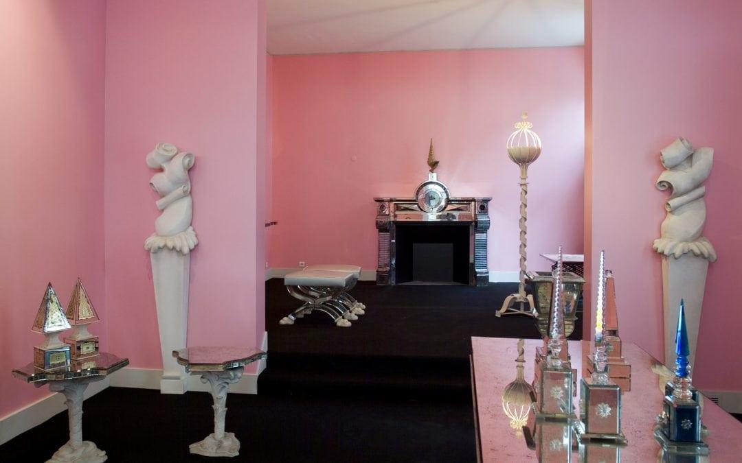«Un univers baroque», SERGE ROCHE, Galerie Chastel-Maréchal, du 13 septembre au 14 octobre 2006