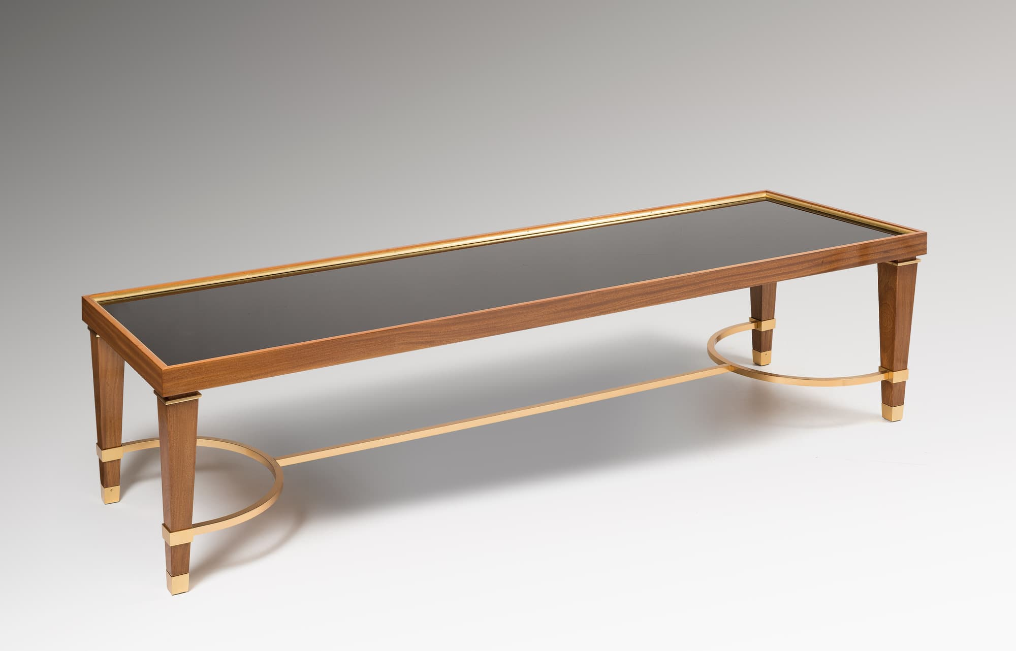 Exceptional coffee table created for the Palais des Consuls in Rouen, vue 01