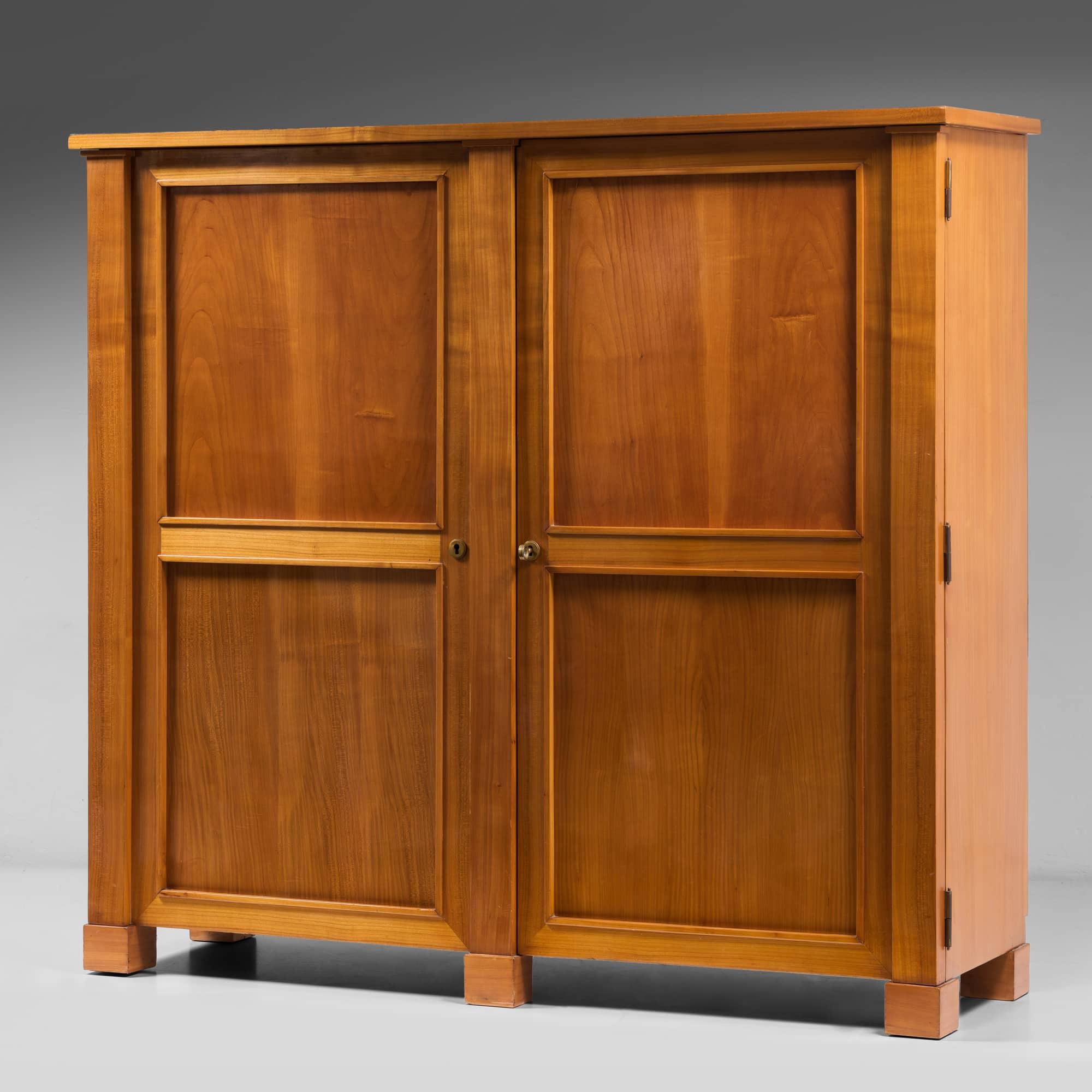 Cabinet, vue 01