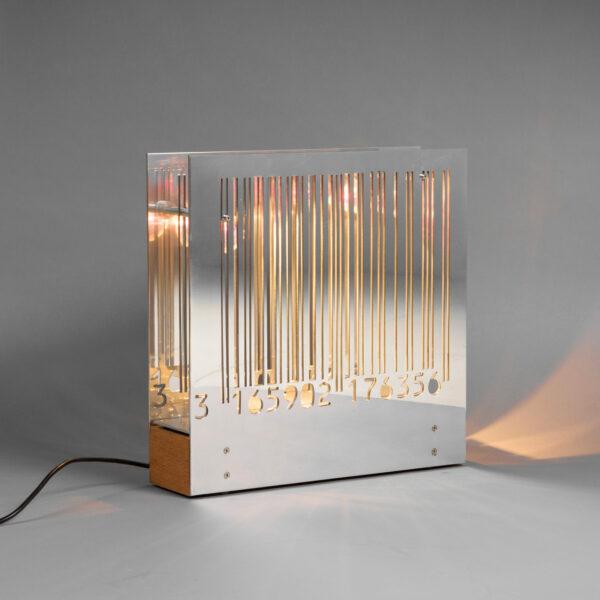Yonel Lebovici, Lampe « Code à barres »