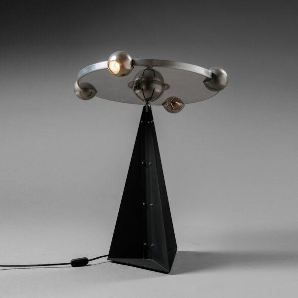 Yonel Lebovici, Lampe «Soucoupe petit modèle»