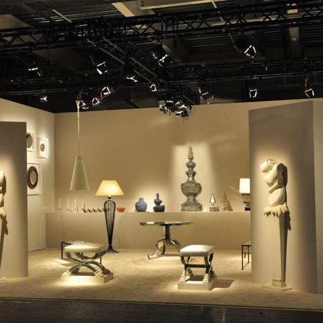 Design Miami/Basel 201O, Jean Royère, Serge Roche