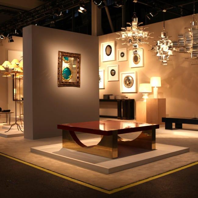 Design Miami/Basel 2011, Line Vautrin, Jean Royère,