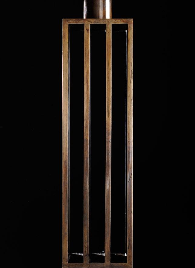 Lampe «Calandre», vue 02