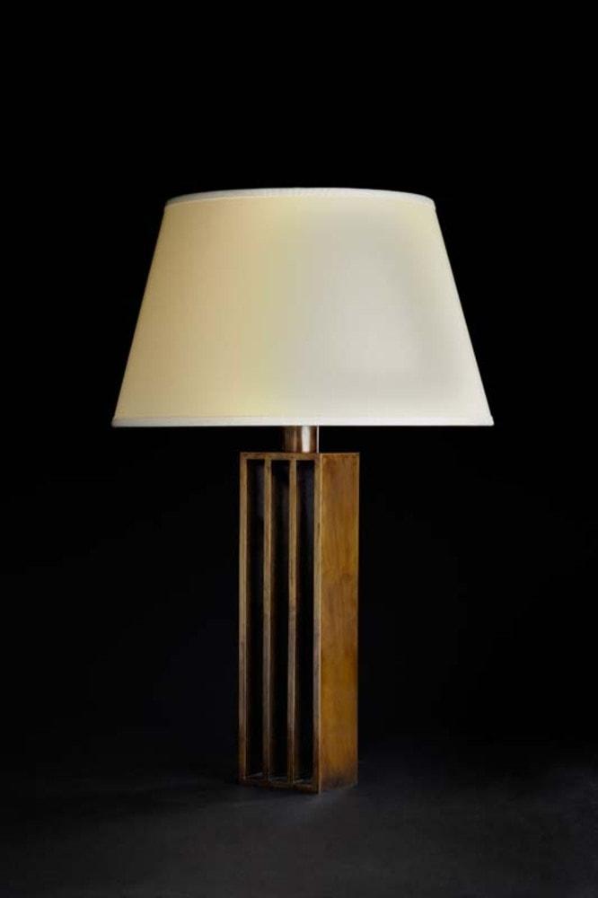 Lampe «Calandre», vue 01