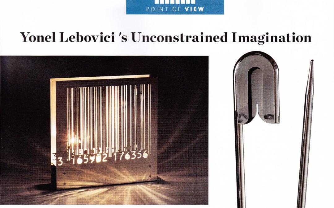Modern, Eté 2015 «Yonel Lebovici's unconstrained Imagination» – Yonel Lebovici