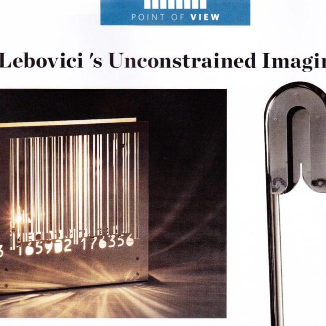 Modern, Yonel Lebovici
