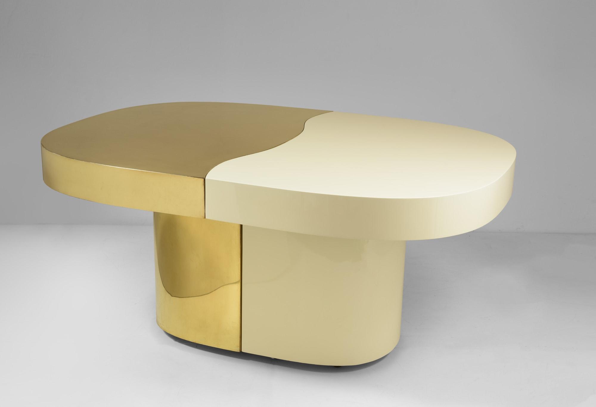 Table «Yang Yin», vue 01
