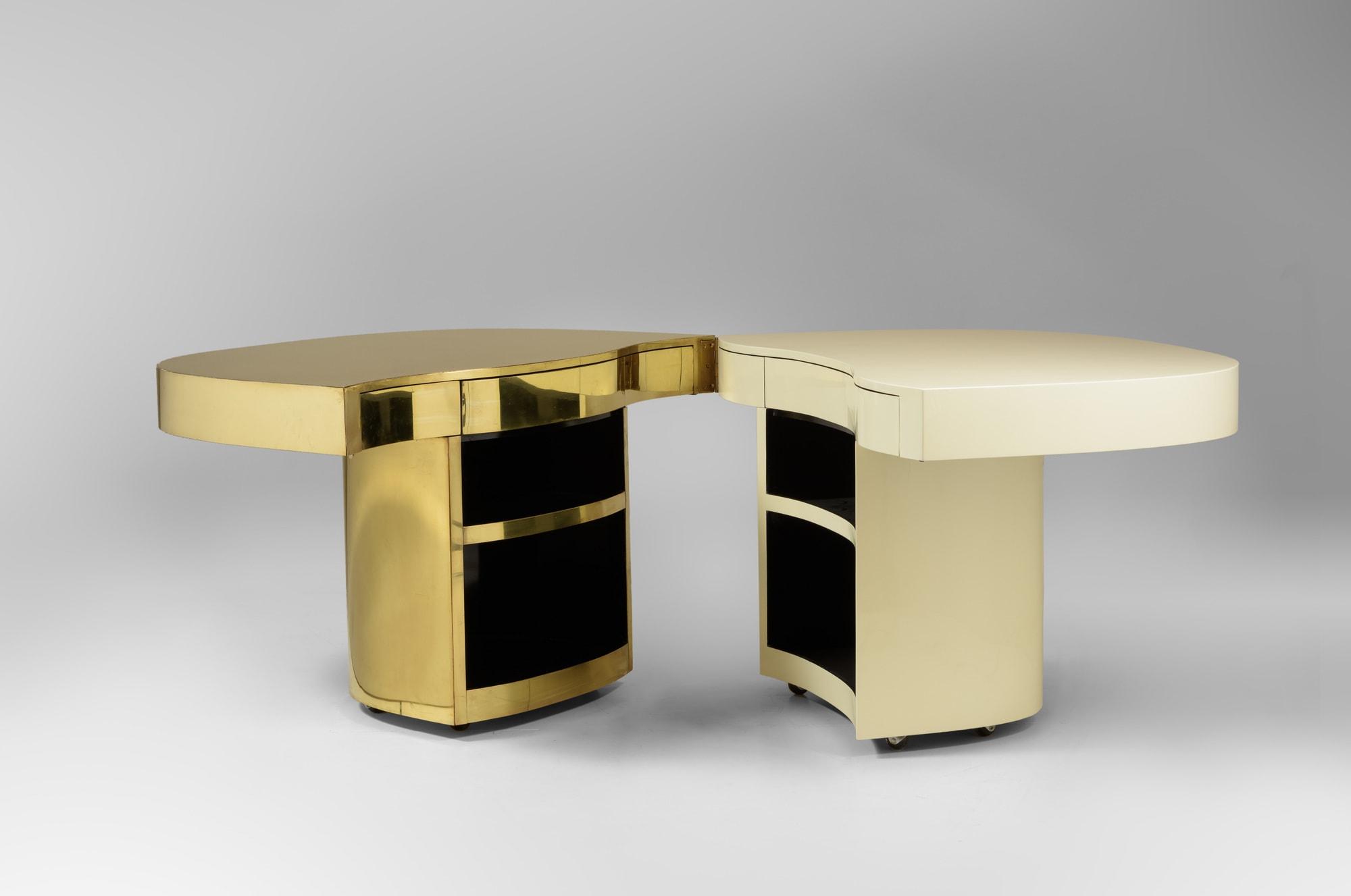 Table «Yang Yin», vue 02