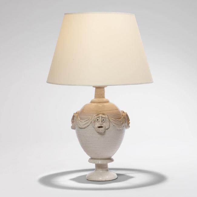 Lampe «Masques»