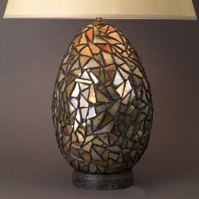 Lampe «Oeuf»