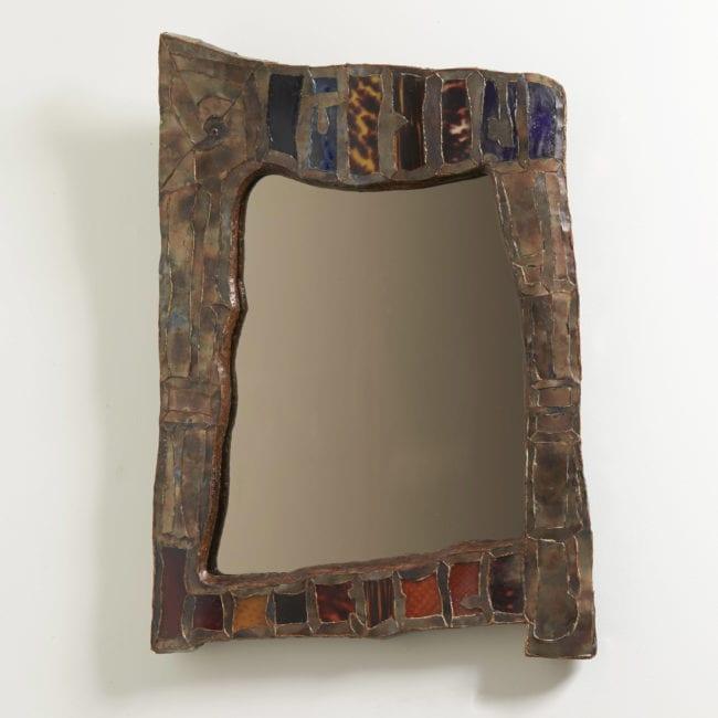 Rare miroir «Asymétrique»