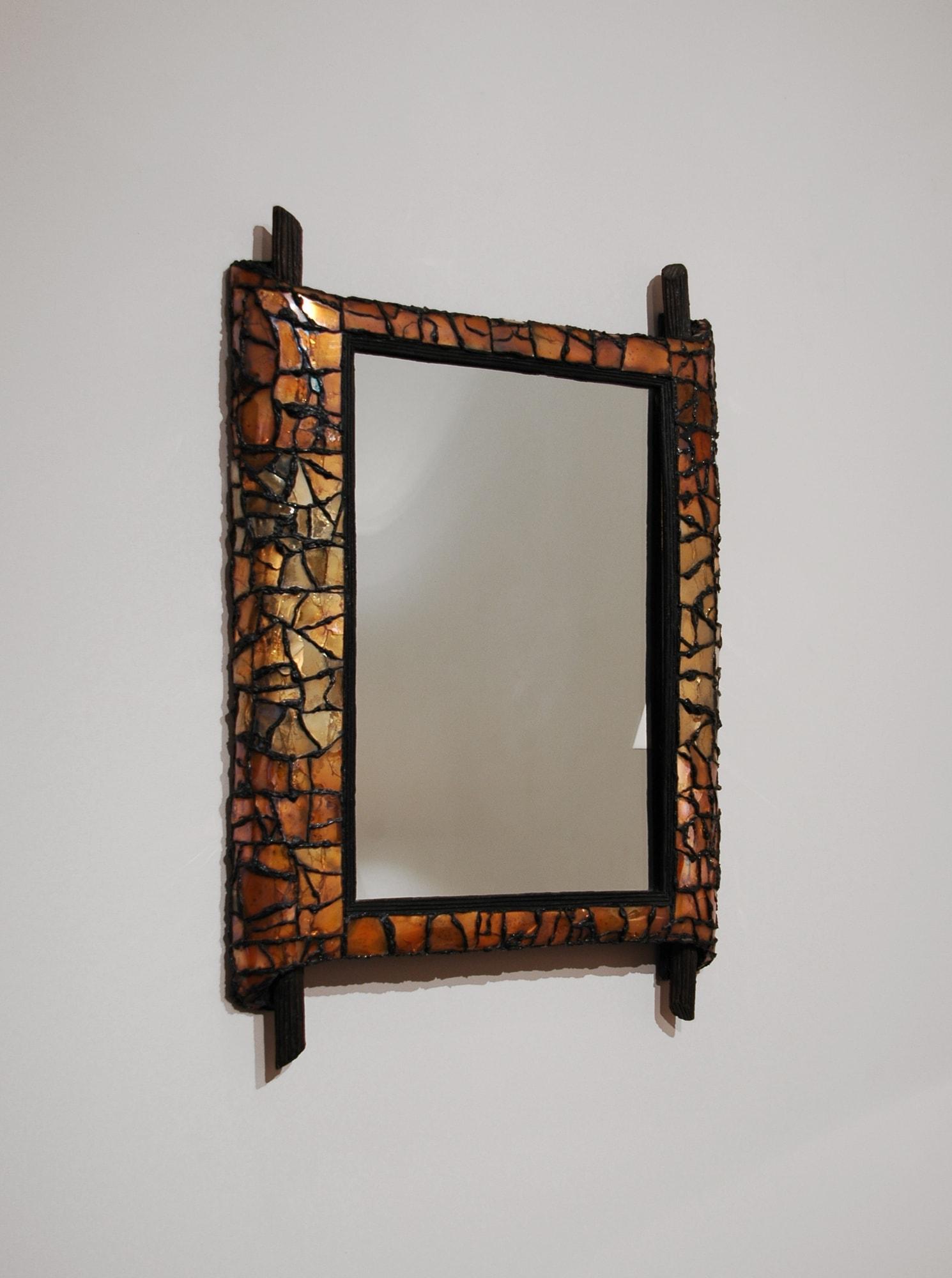 """Miroir """"Papyrus"""", vue 02"""