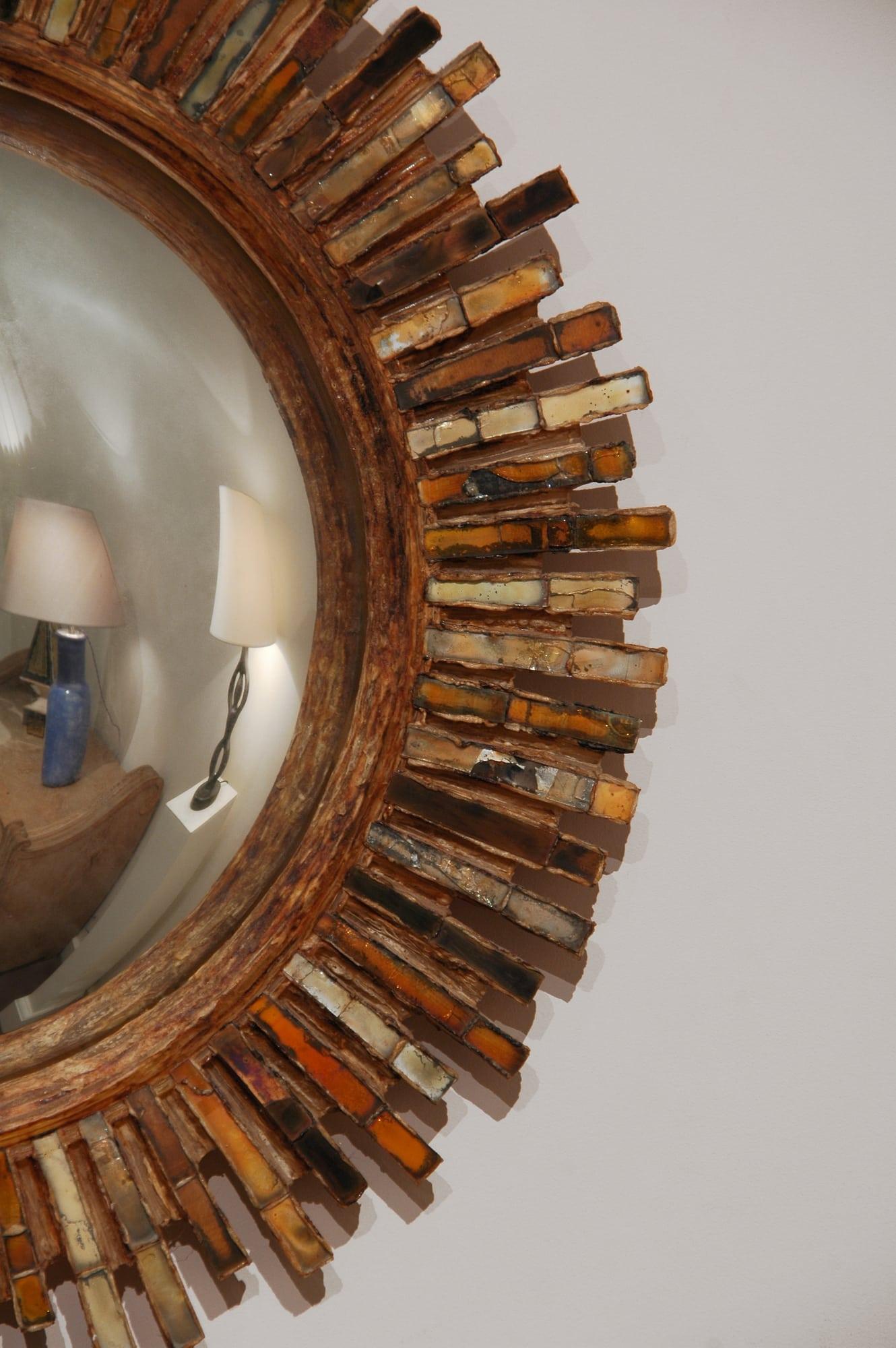 "Miroir ""Rayonnant"", vue 03"