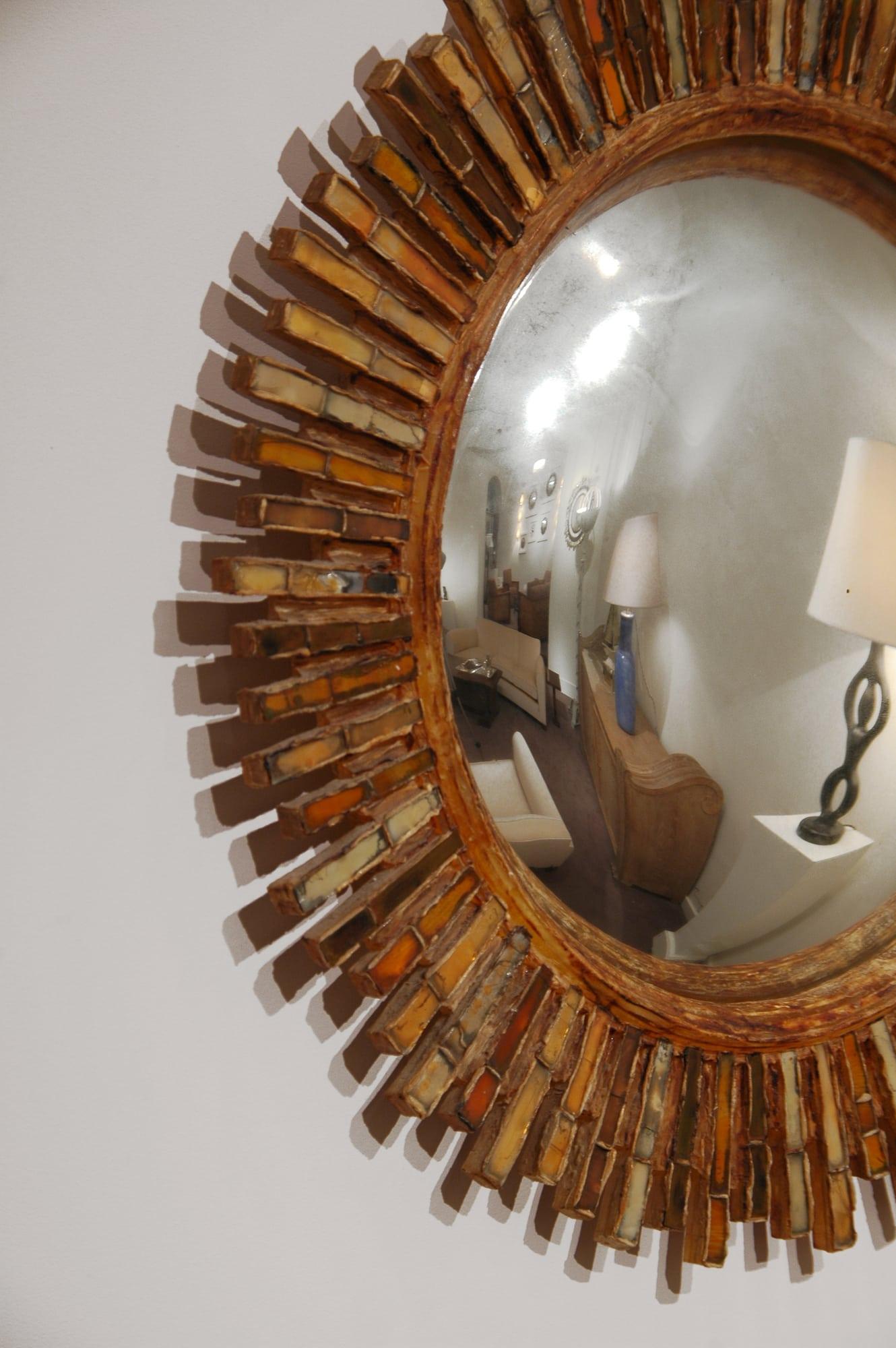 "Miroir ""Rayonnant"", vue 04"