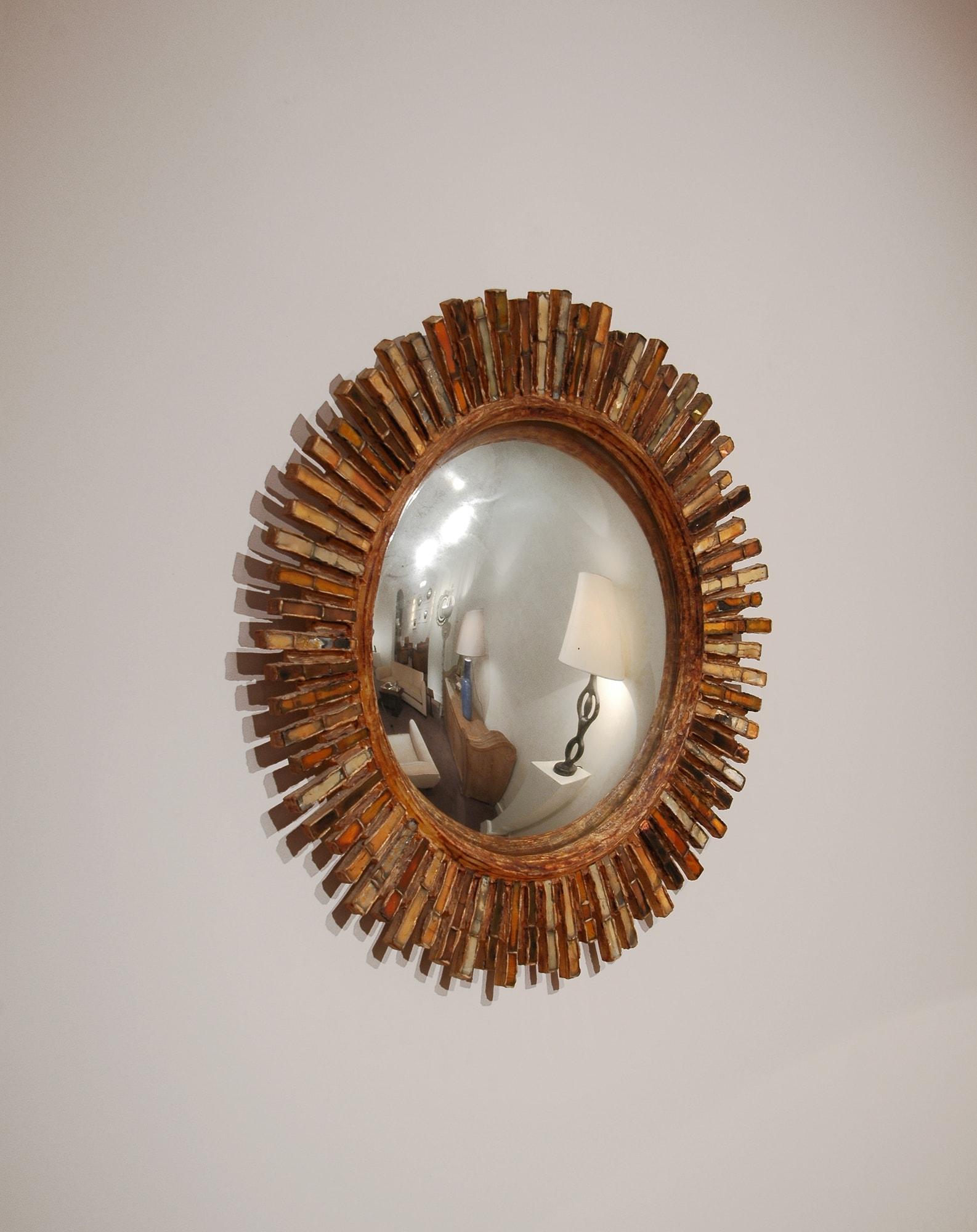 "Miroir ""Rayonnant"", vue 05"