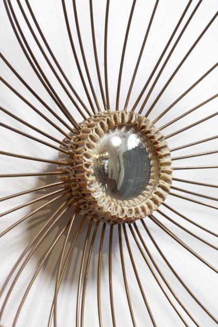 """Miroir """"Ombelle"""", vue 05"""