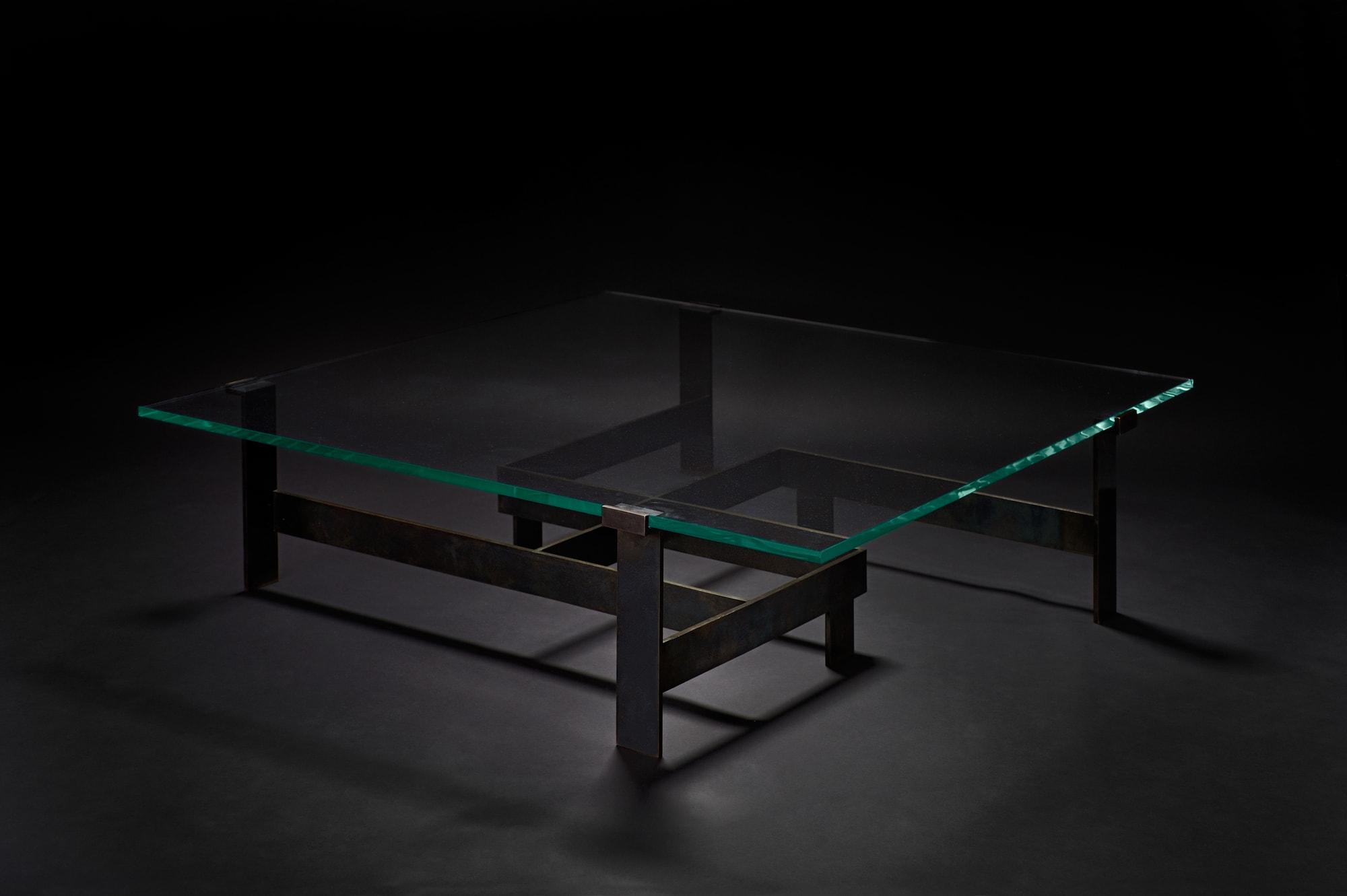 Table basse, vue 01