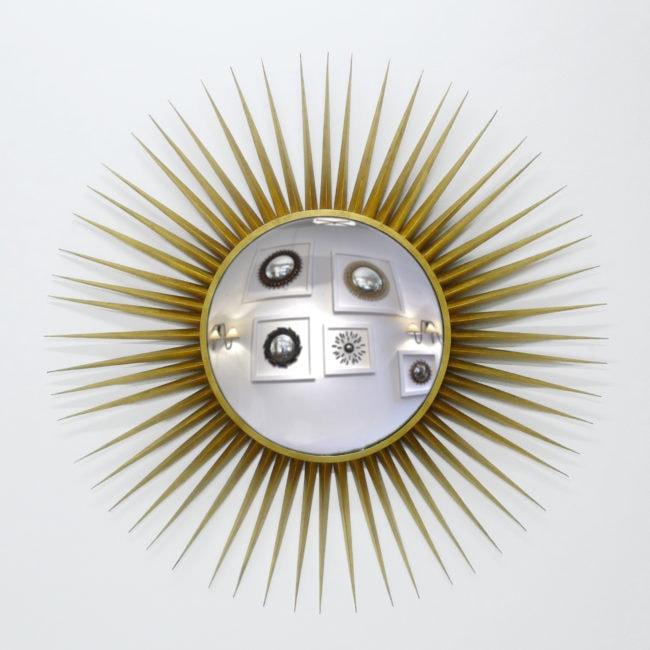 Miroir «Soleil»