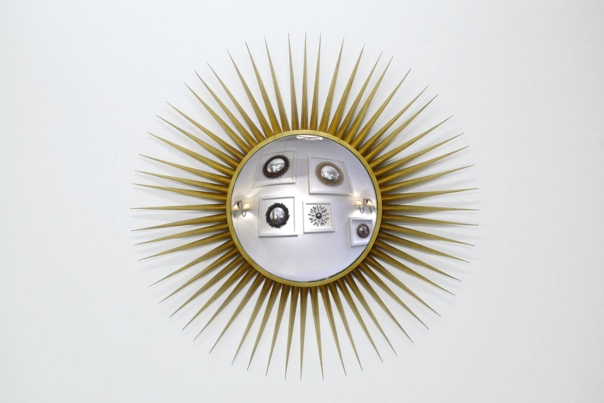 "Miroir ""Soleil"", vue 01"
