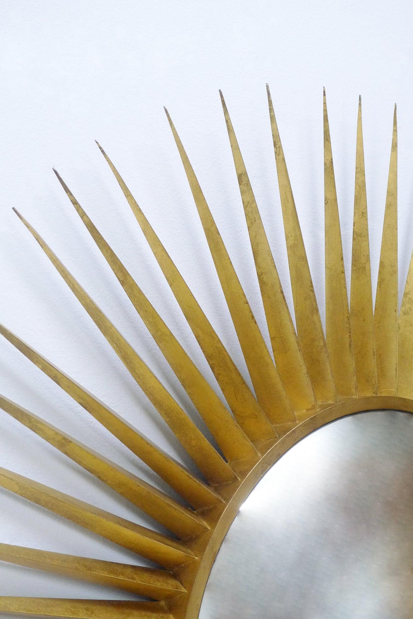 "Miroir ""Soleil"", vue 03"