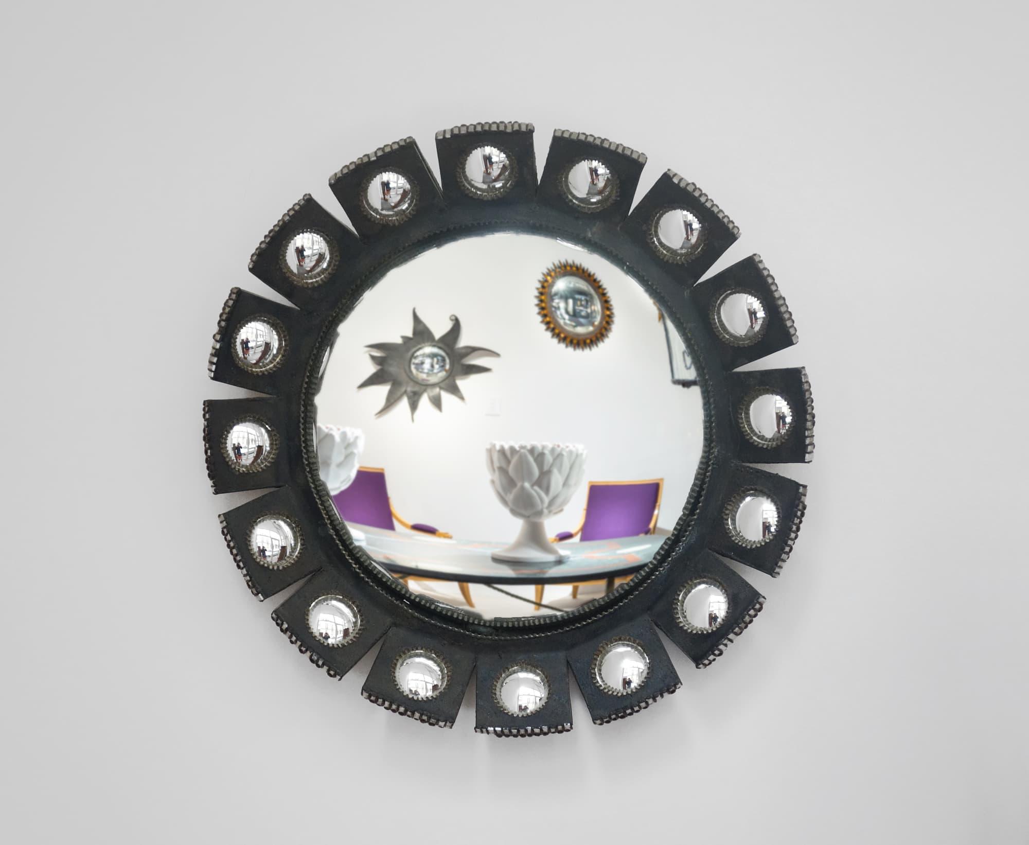 Line Vautrin, Miroir « Mazarin » (vendu), vue 01