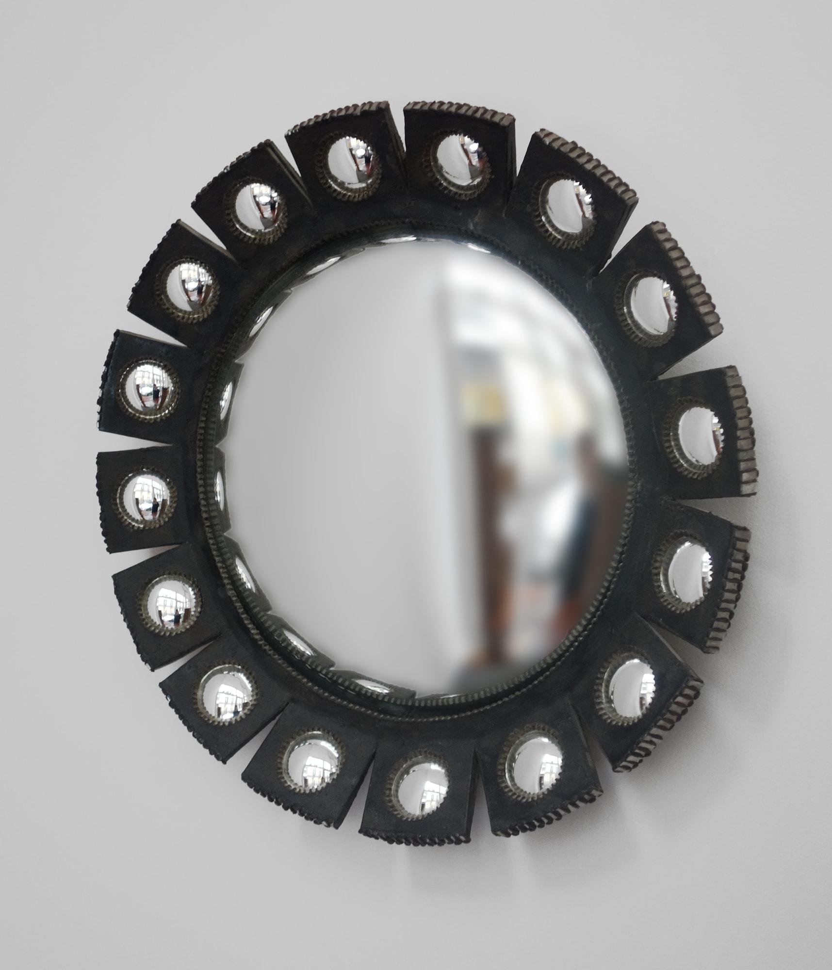 Line Vautrin, Miroir « Mazarin » (vendu), vue 02