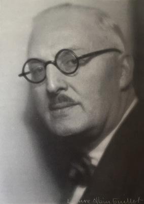 Portrait d'Eugène Printz