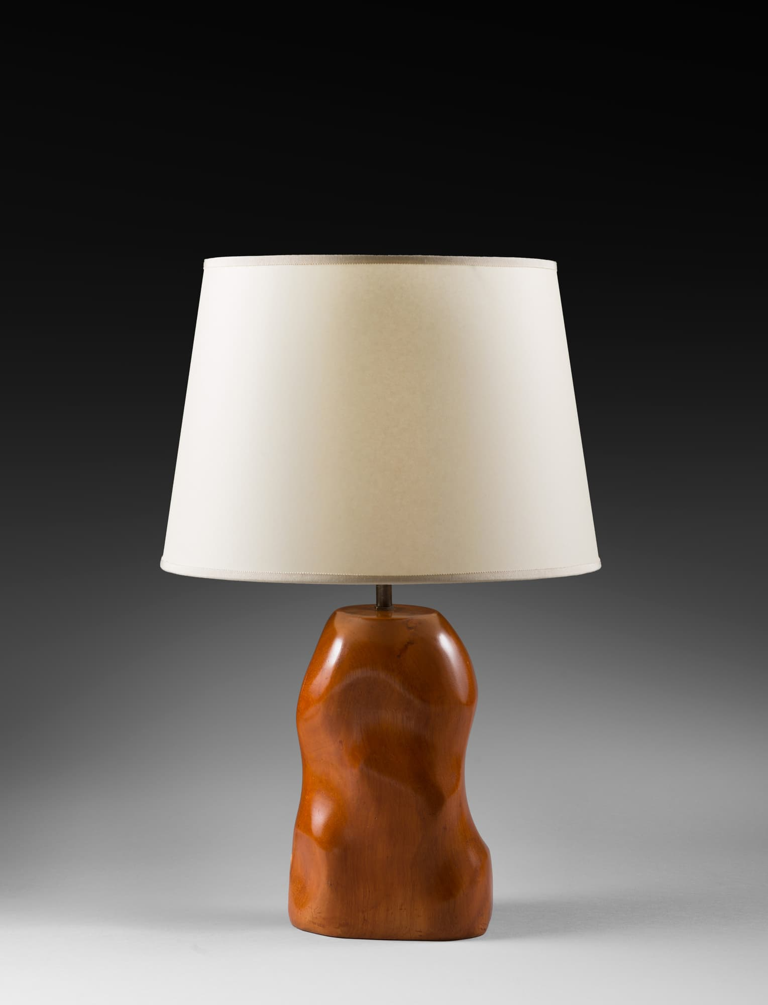 Alexandre Noll, Lampe de table, vue 01