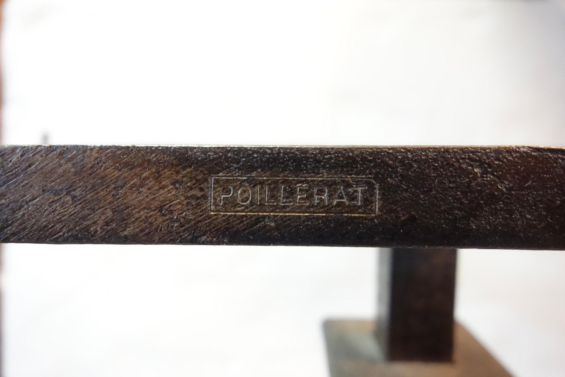 Gilbert Poillerat, Console (vendue), vue 04