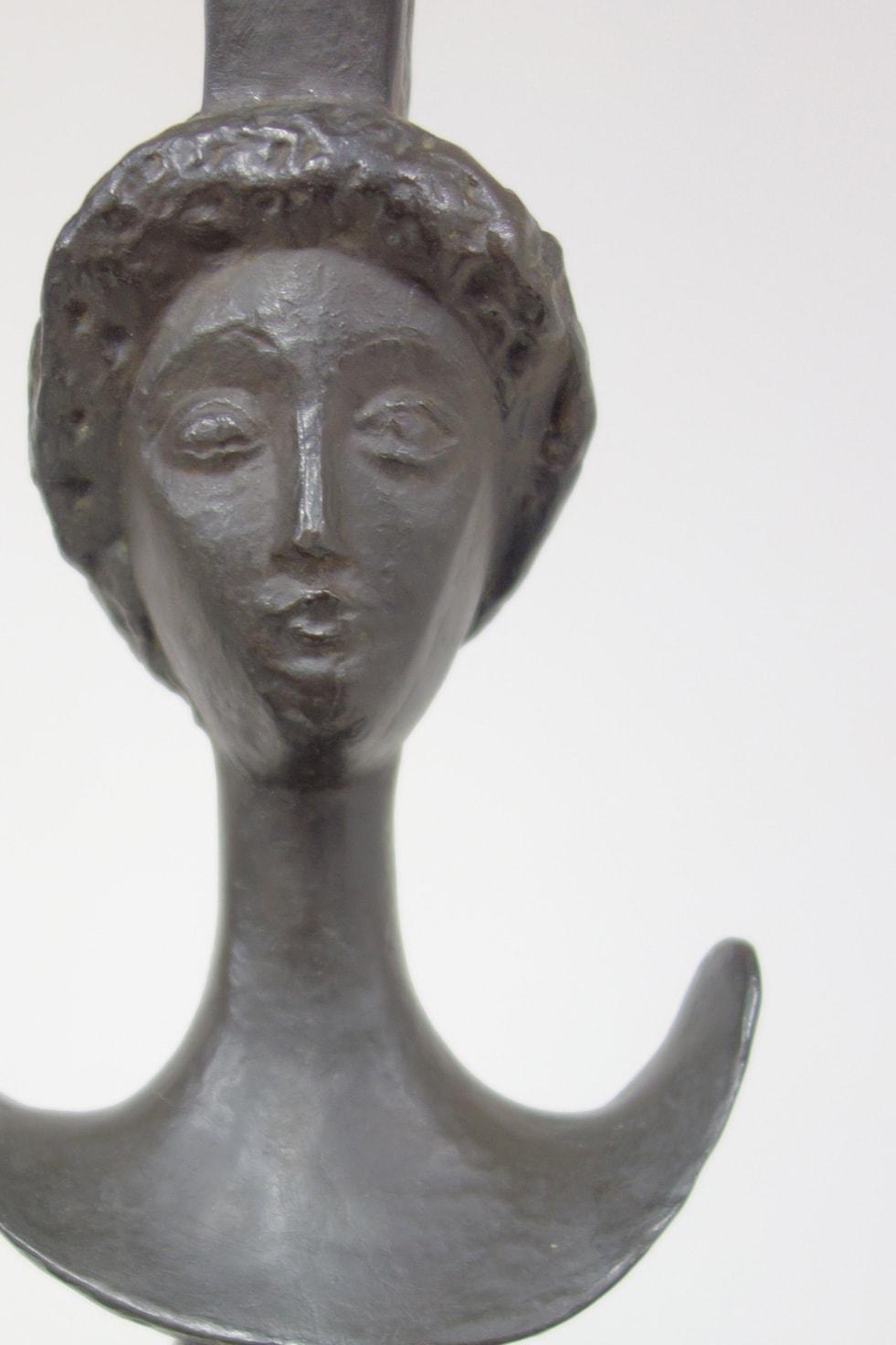 Alberto Giacometti, Lampadaire «Figure» (vendu), vue 02