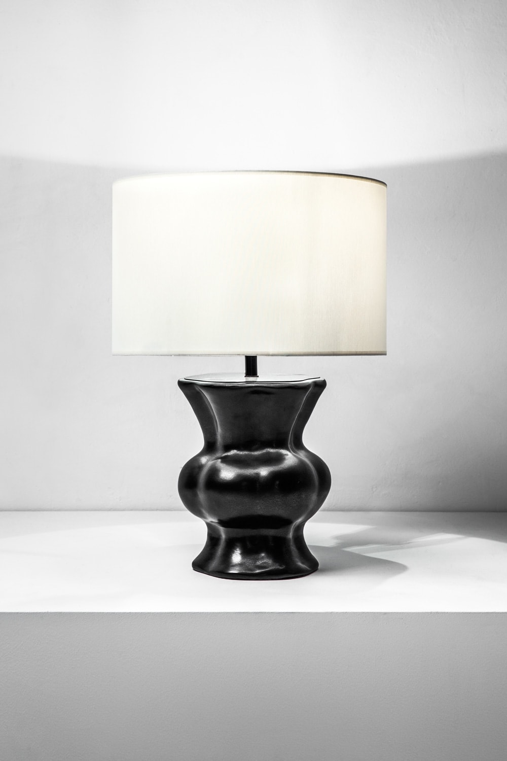 Georges Jouve, Lamp (sold), vue 01