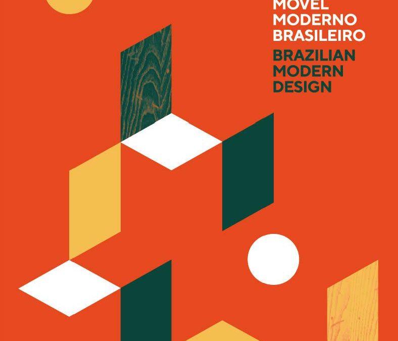 Móvel Moderno Brasileiro, Marcelo Vasconcellos & al., éd. Olhares e autores, Săo Paulo, 2017