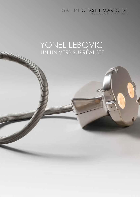 Yonel Lebovici, Lebovici, un univers surréaliste, catalogue, exposition, 2014
