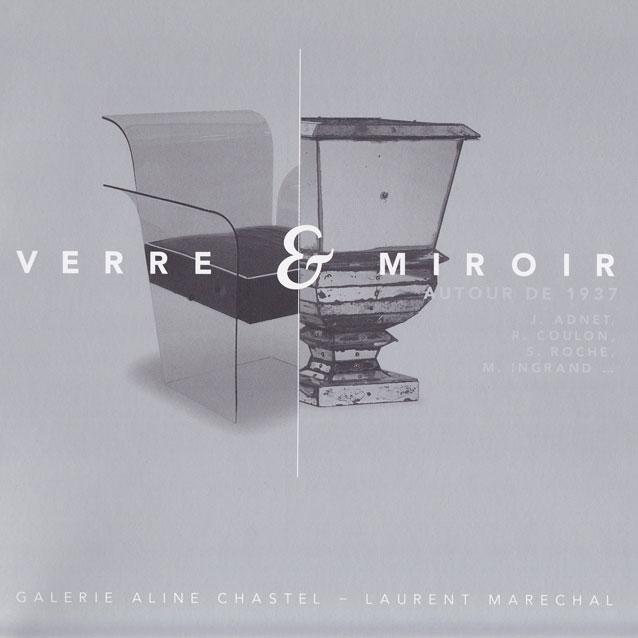 Verre et miroir, Catalogue de l'exposition, 2002