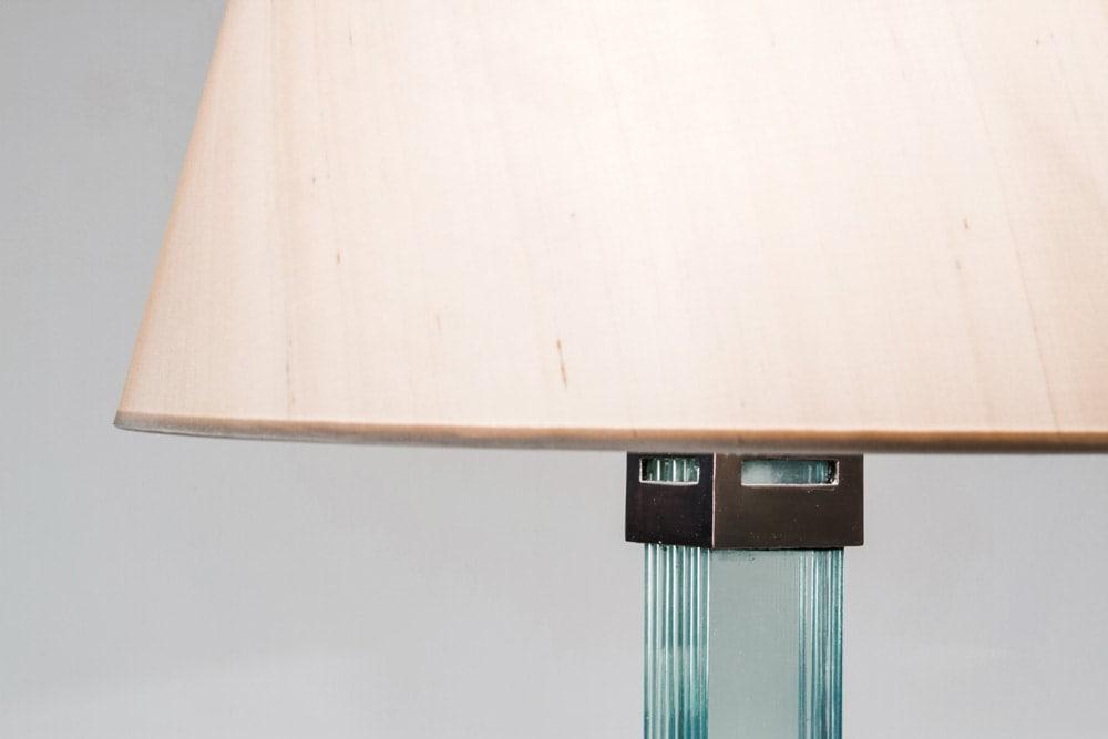 Jean-Michel Frank, Paire de lampadaires (vendue), vue 02